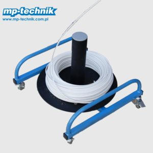 stojak do rozwijania kabli